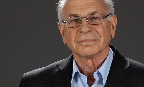 Prof. Daniel Kahneman deserves more royalties. Photograph by Andreas Rentz/Getty Images for Burda Media.